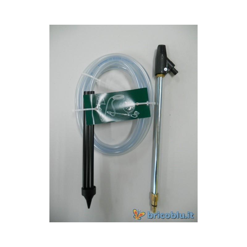 Lancia sabbiatrice per idropulitrice lavor colori per for Leroy merlin idropulitrice