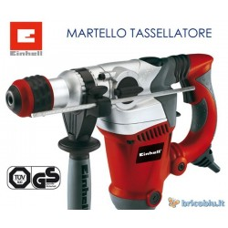 MARTELLO DEMOLITORE TASSEL RT-RH 32