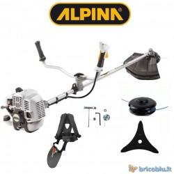 DECESPUGLIATORE ALPINA B52D CON MANUBRIO DOPPIO