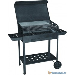 BARBECUE A CARBONE POLIFEMO CM 40X60X90