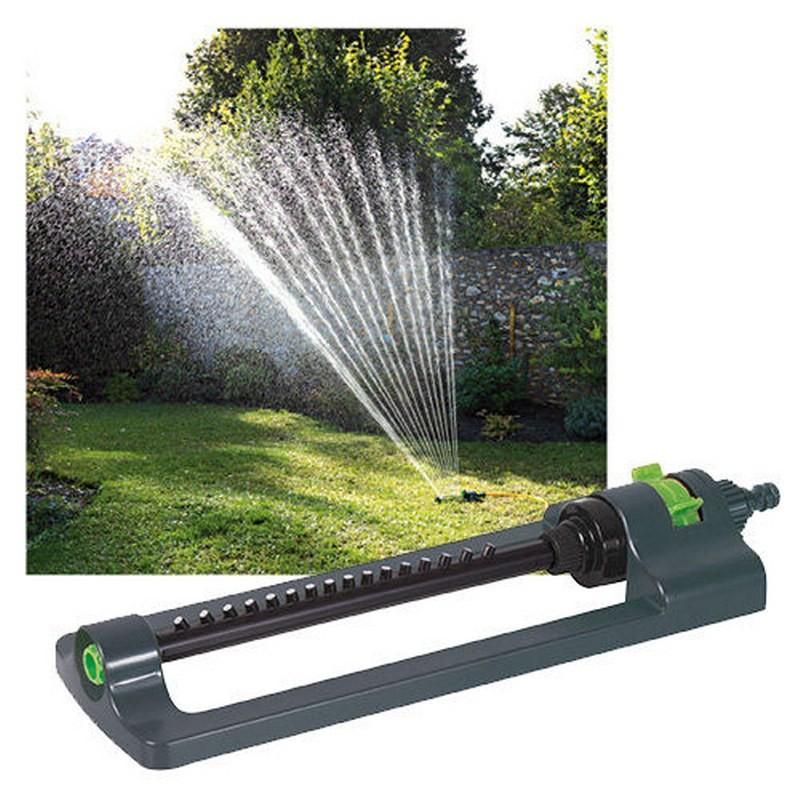 Irrigatore Oscillante 16 Ugelli Ab1403 Prato Brico Blu