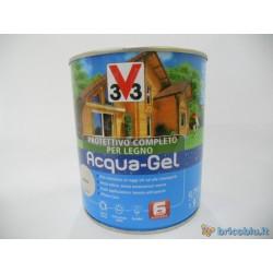 IMPREGNANTE LEGNO ACQUA GEL CASTAGNO CHIARO ML750 V33
