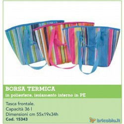 BORSA TERMICA COLOR LT. 36
