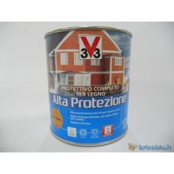 IMPREGNANTE MOGANO ALTA PROTEZIONE LEGNO ALL'ACQUA ML750 V33